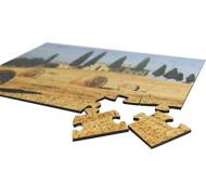 Crea Puzzle in legno