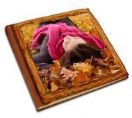 Crea Album in legno